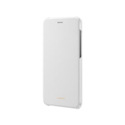 Huawei  Flip Cover für P8 lite (2017), weiß | 6901443161843