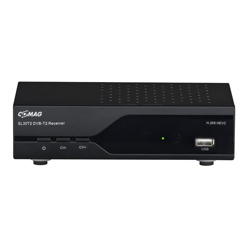 Comag SL30T2 DVB-T2HD Receiver, Freenet TV, PVR, USB, Ethernet