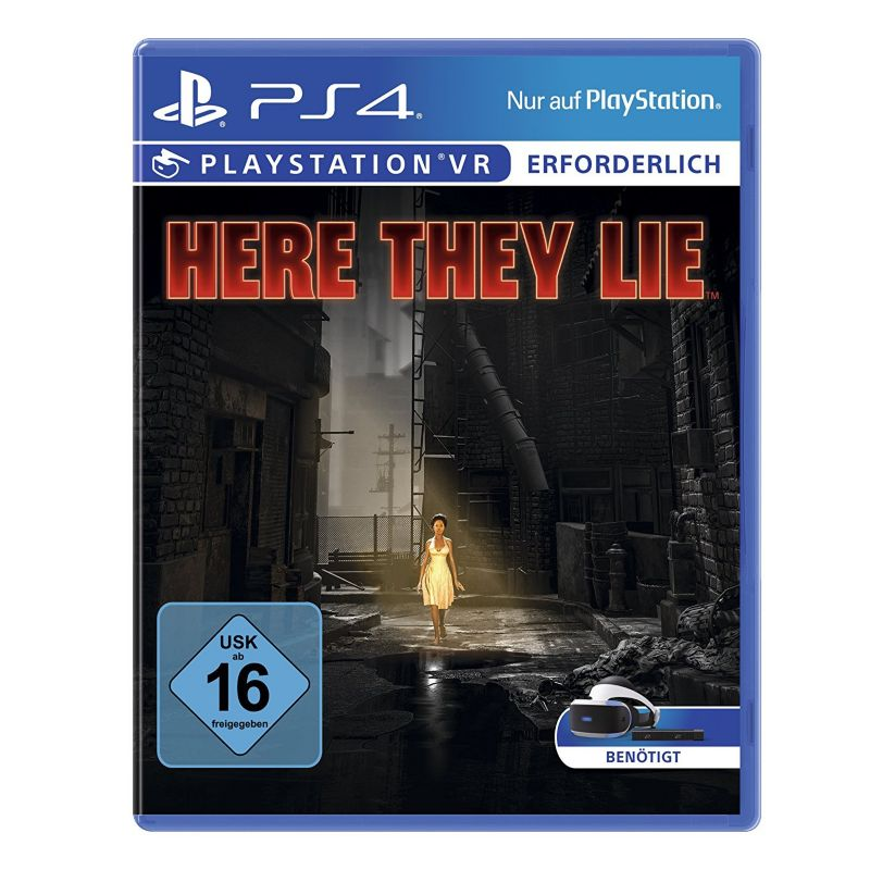 Here They Lie VR - PS4