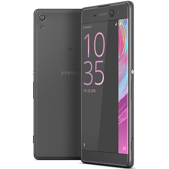 Sony Xperia XA Ultra graphit-schwarz Android Smartphone