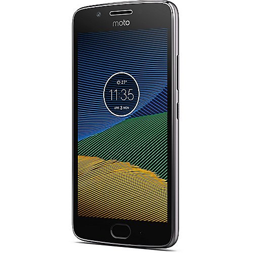 Moto G5 lunar gray Android™ 7.0 Smartphone