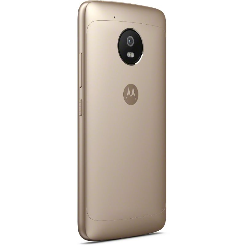 Moto G5 fine gold Android™ 7.0 Smartphone