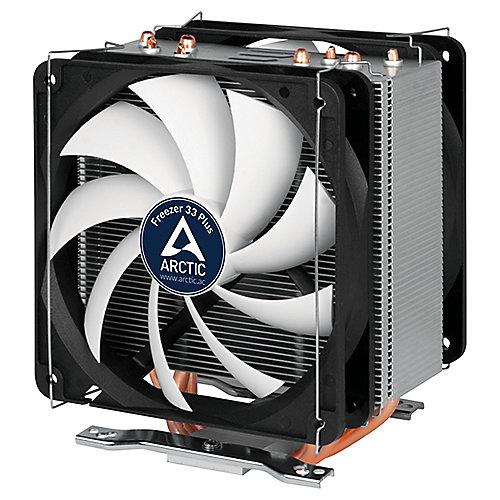 Arctic Freezer 33 Plus CPU Kühler für AMD und Intel CPU   0872767008960