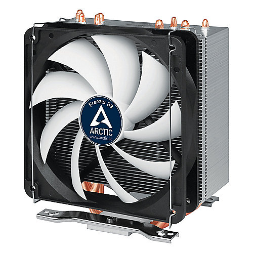 Arctic Freezer 33 CPU Kühler für AMD und Intel CPU   0872767008946