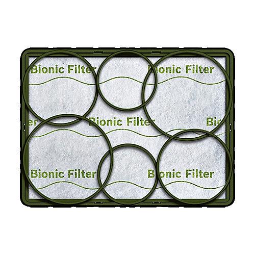 Siemens VZ11BF Bionic Filter für Bodenstaubsauger | 4242003587317