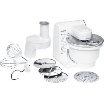 Bosch  MUM4427 Küchenmaschine weiß   4242002457161