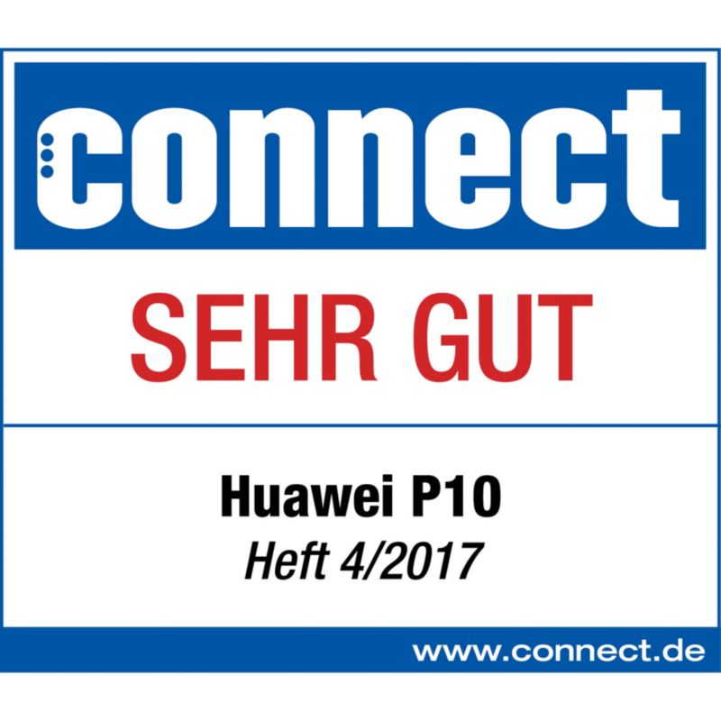 HUAWEI P10 graphite black Android 7.0 Smartphone mit Leica Dual-Kamera