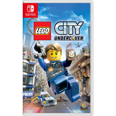 Nintendo Lego City Undercover –  Switch | 5051890307538