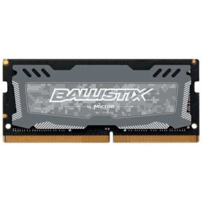 Ballistix 16GB  Sport LT DDR4-2666 CL16 SO-DIMM RAM Speicher | 0649528782311