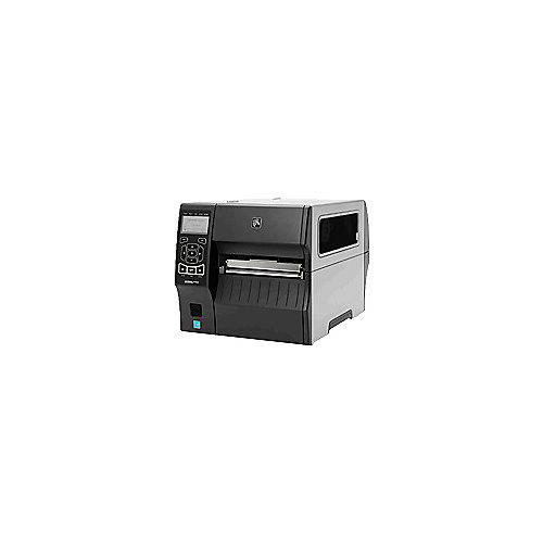 ZT400 Series ZT420 Thermo-Etikettendrucker USB LAN Seriell BT Cutter | 4054843370291