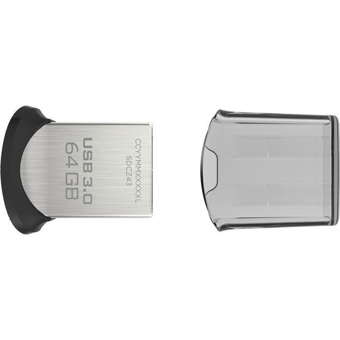 SanDisk 128GB Ultra Fit V2 USB 3.0 Stick