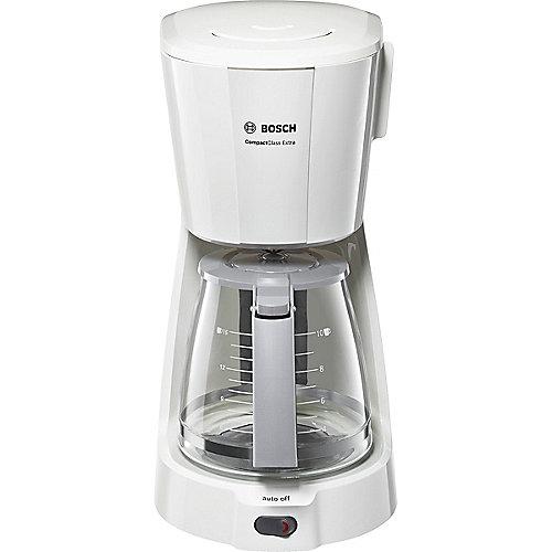 Bosch TKA3A031 CompactClass Extra Kaffeemaschine weiß | 4242002717166