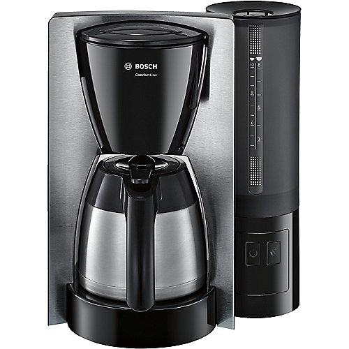 Bosch TKA6A683 ComfortLine Thermo-Filterkaffeemaschine schwarz Edelstahl | 4242002874562