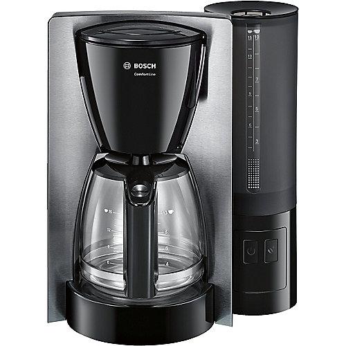 Bosch TKA6A643 ComfortLine Filterkaffeemaschine schwarz Edelstahl | 4242002874531