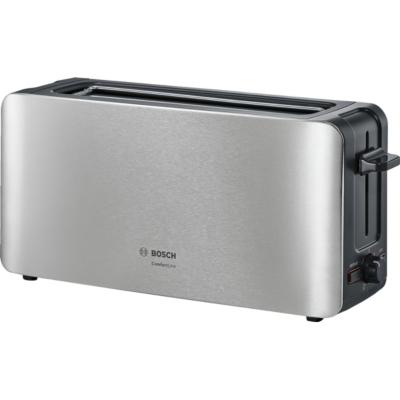Bosch  TAT6A803 ComfortLine Langschlitz-Toaster Edelstahl   4242002880181