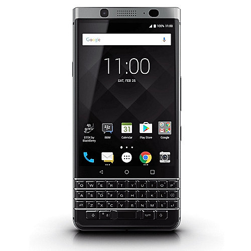 BlackBerry KEYone black Android 7 Smartphone
