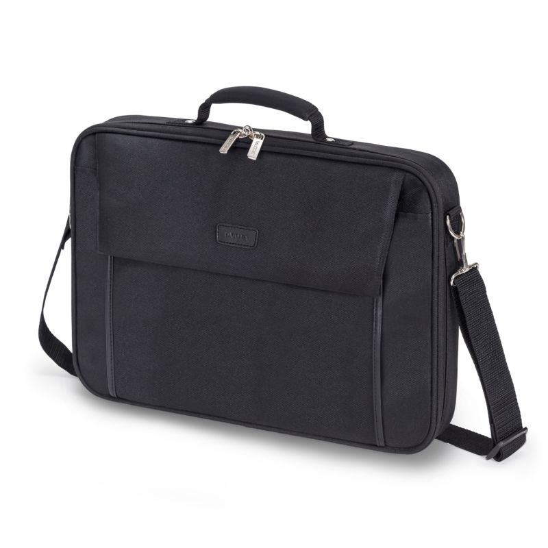 "Dicota base xx Business Notebooktasche 39,6 cm (15"") schwarz"