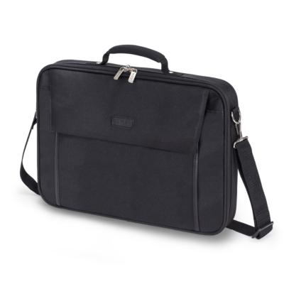 Dicota  Base Notebooktasche 43,9cm (15″-17.3″) schwarz | 7332752003248