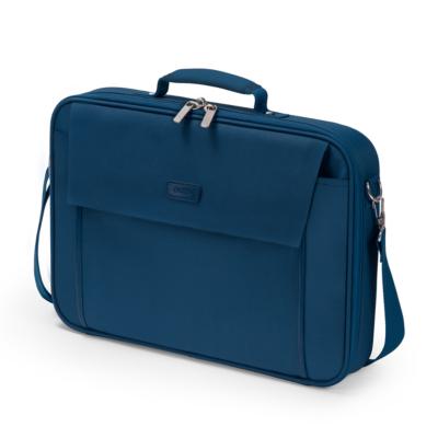 Dicota  Multi Base Notebooktasche 43,9cm (15″-17,3″) blau | 7640158661260