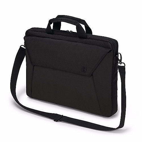 "Dicota Slim Case EDGE Notebooktasche 39,6cm (14""-15,6"") schwarz"