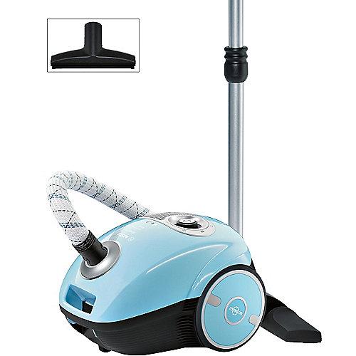 Bosch BGL35MON2 MoveOn Bodenstaubsauger mit Beutel aqua pastel