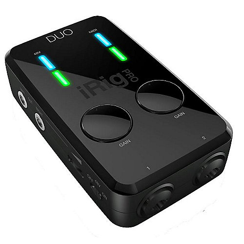 IK Multimedia Audiointerface iRig Pro DUO