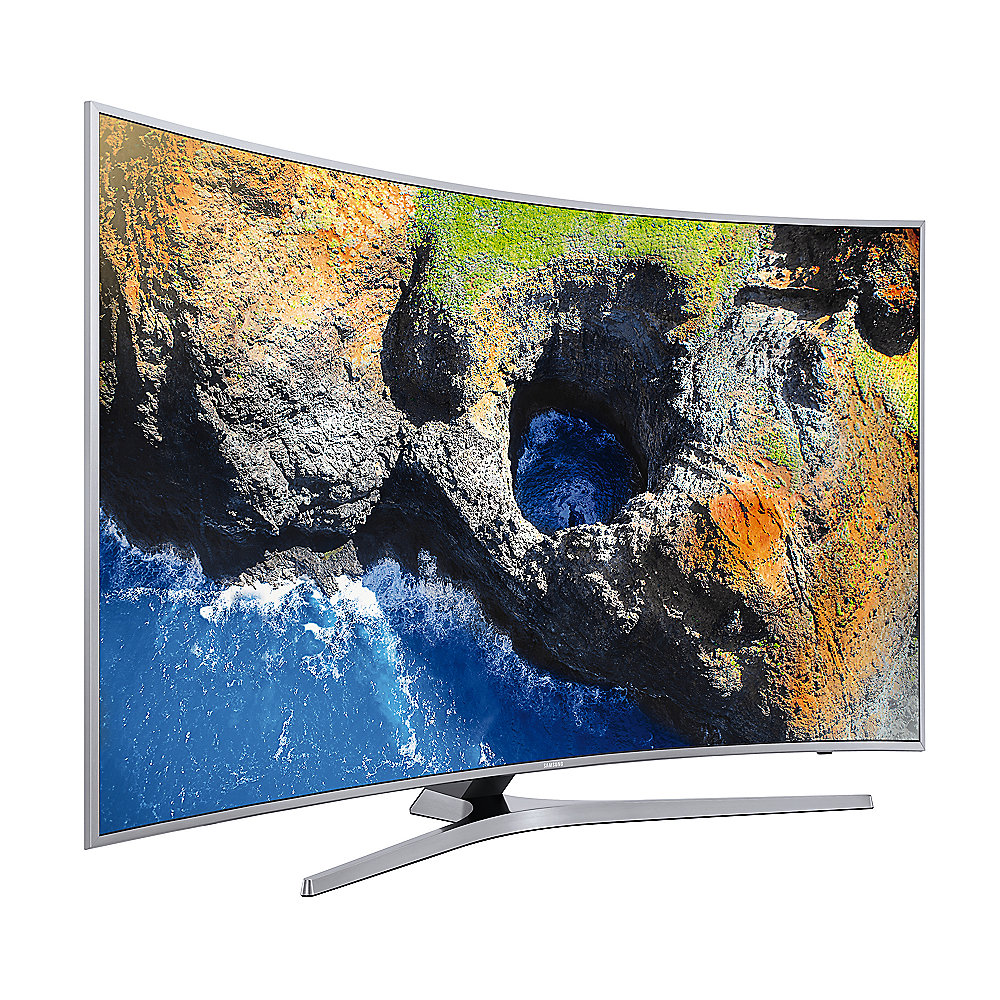 "Samsung UE49MU6509 123cm 49"" 4K UHD Curved DVB-T2HD/C/S SMART TV PQI 1600"