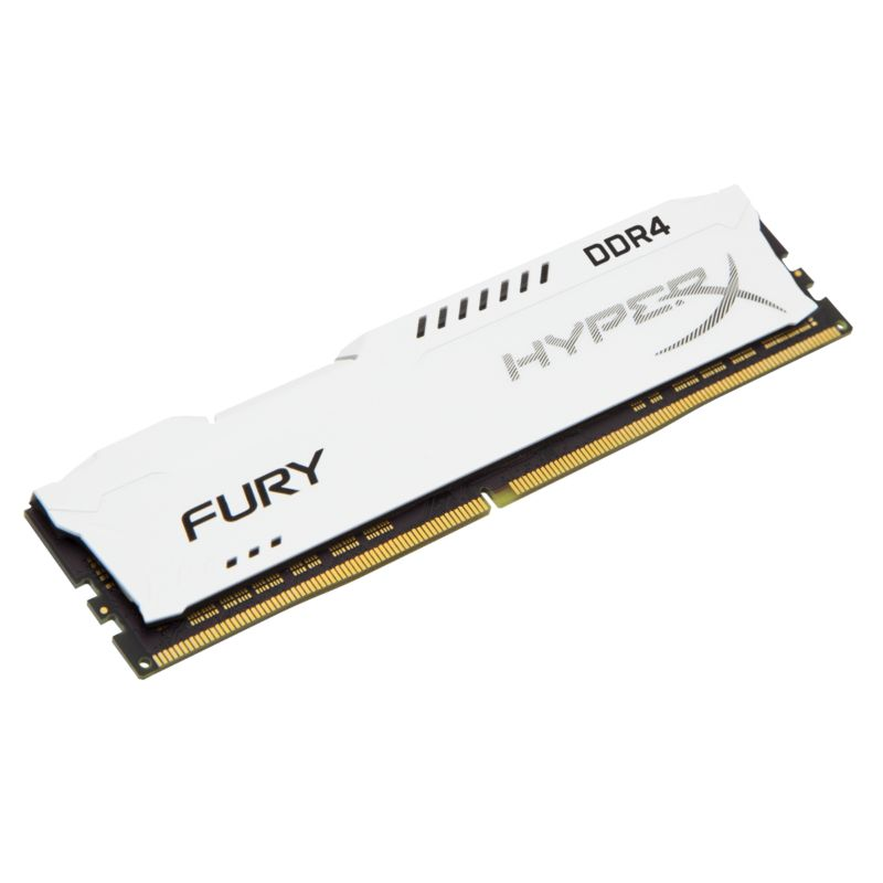16GB (2x8GB) HyperX Fury weiß DDR4-2133 CL14 RAM Kit