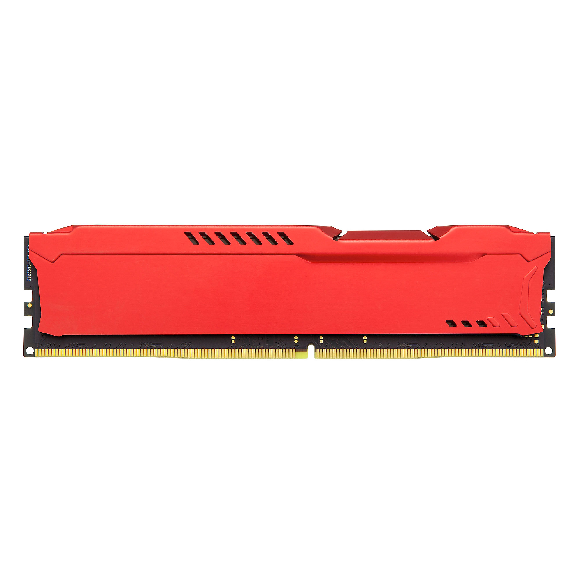 16GB (2x8GB) HyperX Fury rot DDR4-2666 CL16 RAM Kit