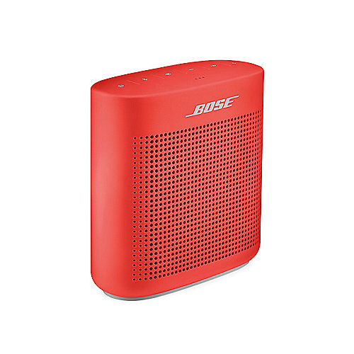 BOSE SoundLink II colour Rot Bluetooth Lautsprecher Serie