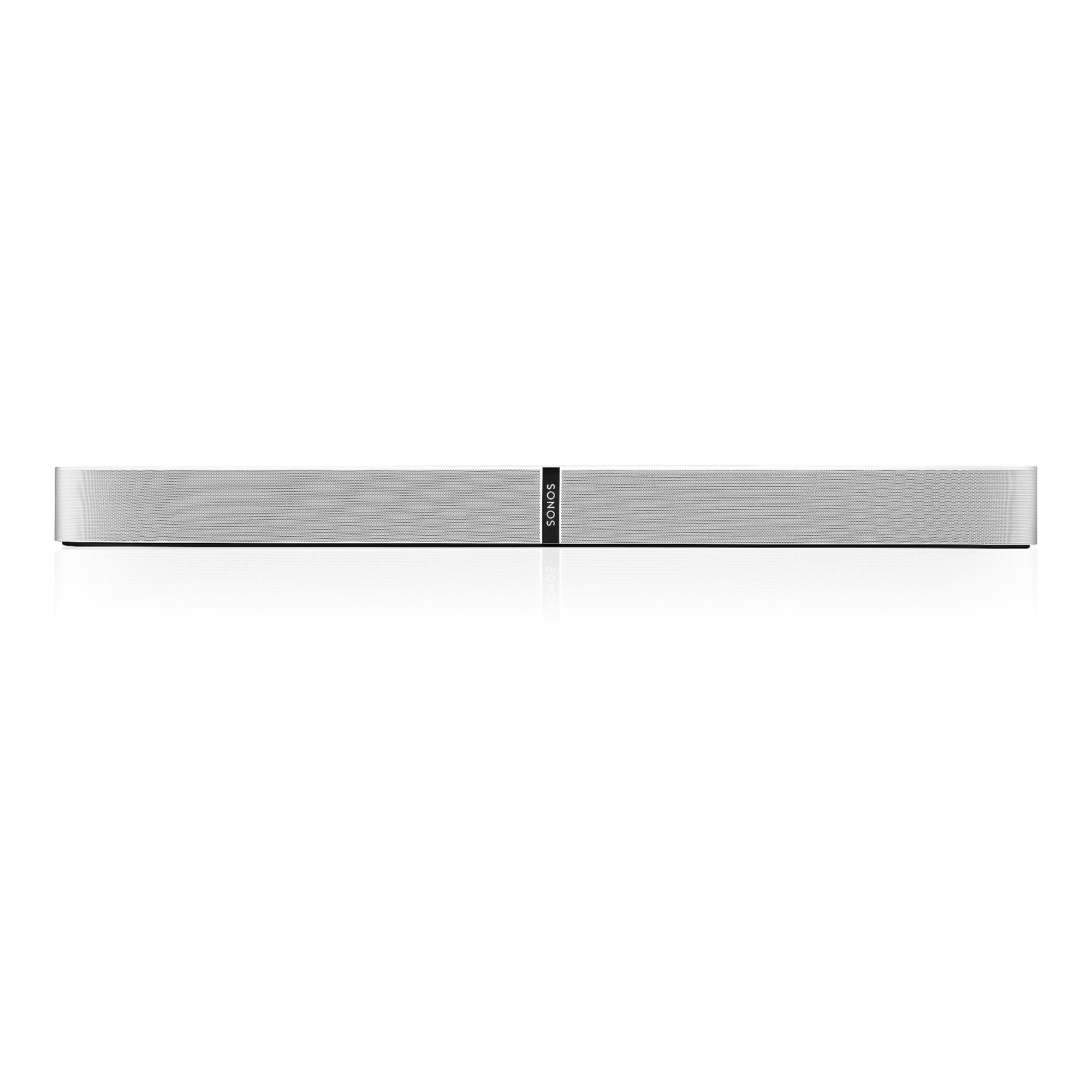 Sonos PLAYBASE weiß wireless Multiroom Soundbase