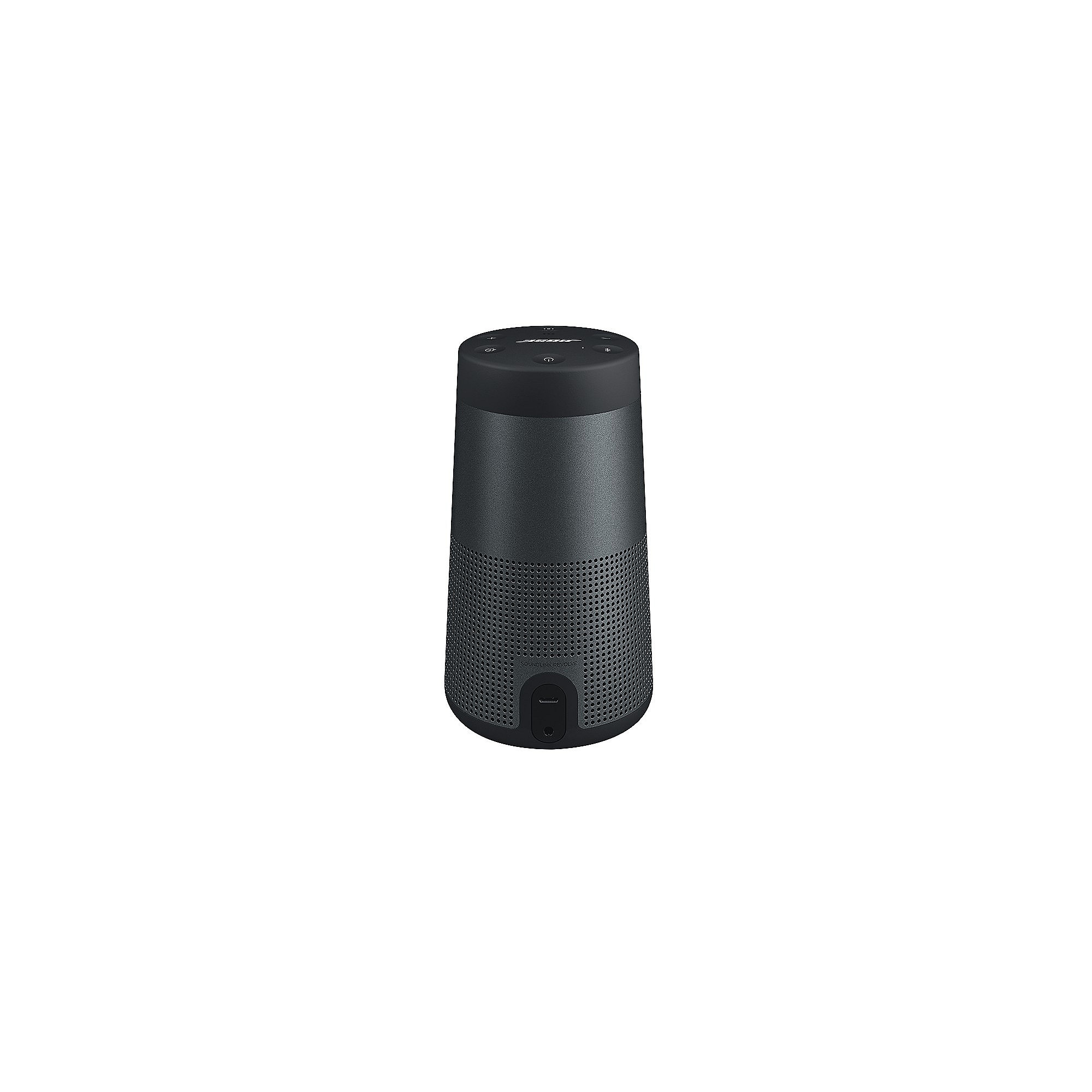 bose soundlink revolve bluetooth lautsprecher schwarz. Black Bedroom Furniture Sets. Home Design Ideas