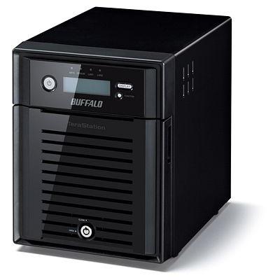 Buffalo  TeraStation WS5400 NAS System 4-Bay 4TB inkl. 4x 1TB WD Red WD10EFRX | 4981254028070