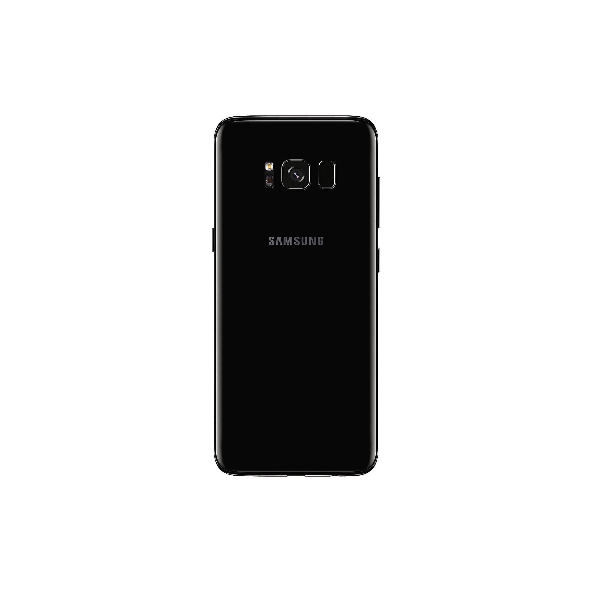 Samsung GALAXY S8 midnight black G950F 64 GB Android Smartphone