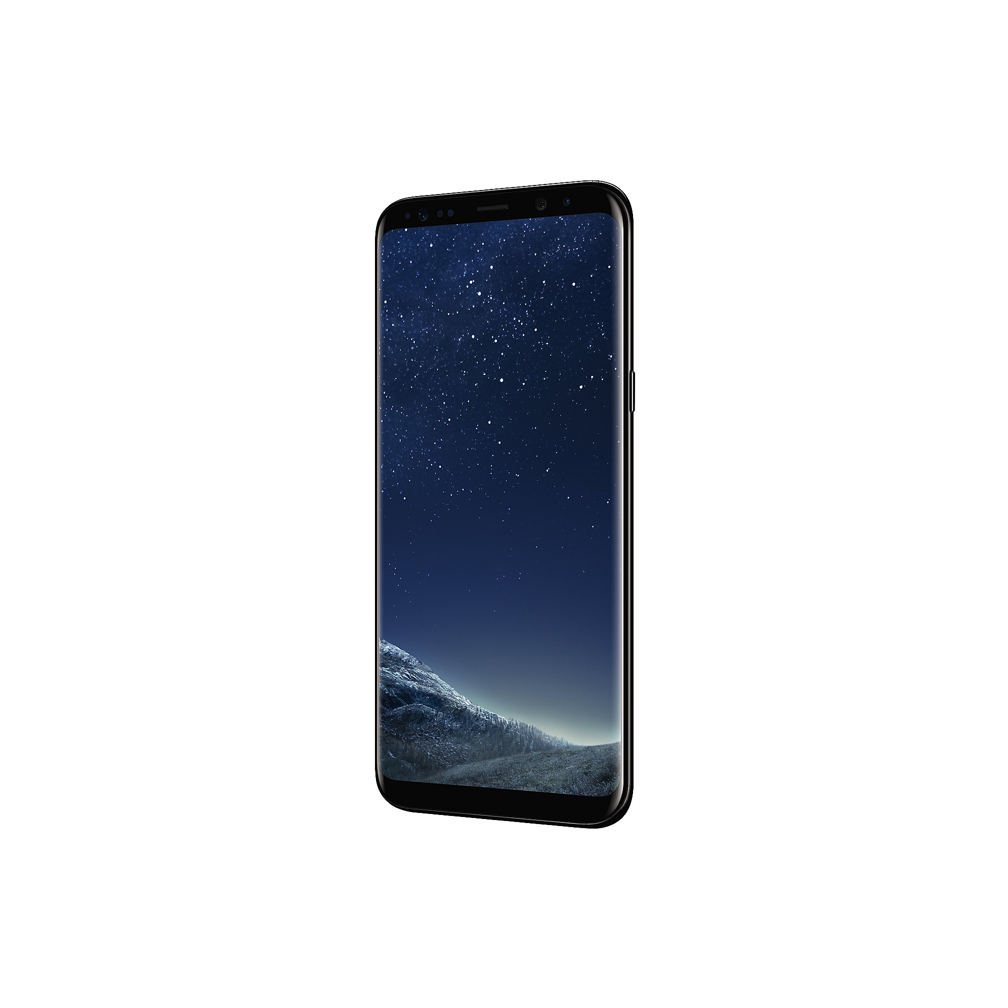Samsung GALAXY S8+ midnight black G955F 64 GB Android Smartphone