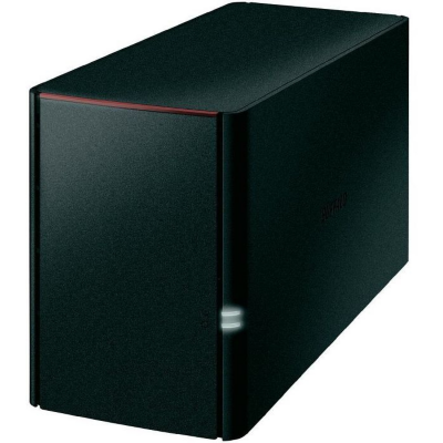 Buffalo  LinkStation 220 NAS System 2-Bay Leergehäuse | 4981254019610