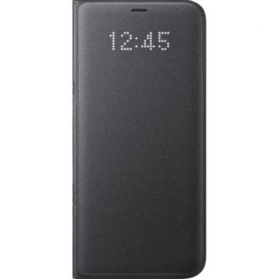 Samsung  EF-NG950 LED View Cover für Galaxy S8 schwarz | 8806088689586