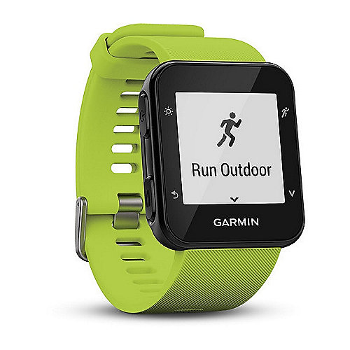 Garmin Forerunner 35 Fitnesstracker lime