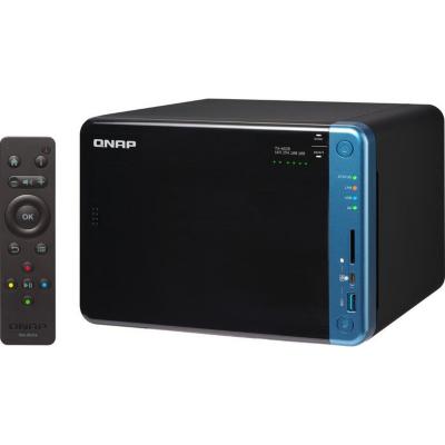 QNAP  TS-653B-8G NAS System 6-Bay Leergehäuse | 4713213511046