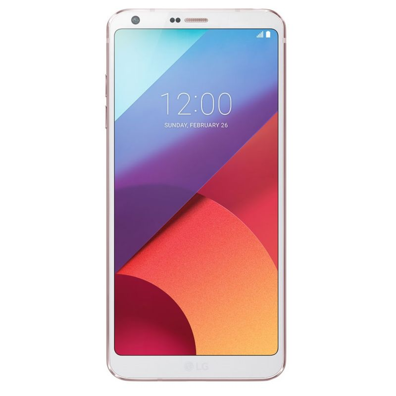 LG G6 32GB mystic white Android 7.0 Smartphone