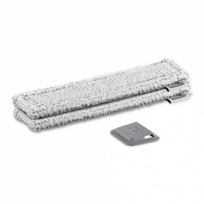 Kärcher  Mikrofaser-Wischbezüge Outdoor für Sprühflasche Standard/Extra | 4054278238241