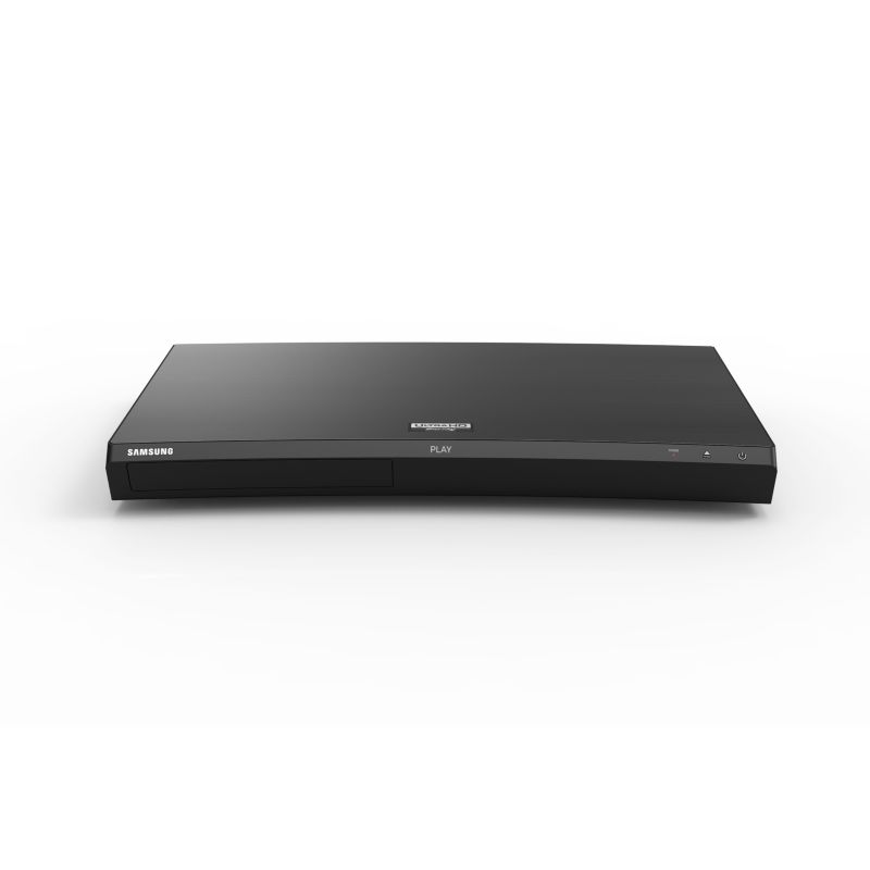 samsung ubd m9500 uhd bd player mit wlan wifi 3d 4k wiedergabe schwarz cyberport. Black Bedroom Furniture Sets. Home Design Ideas