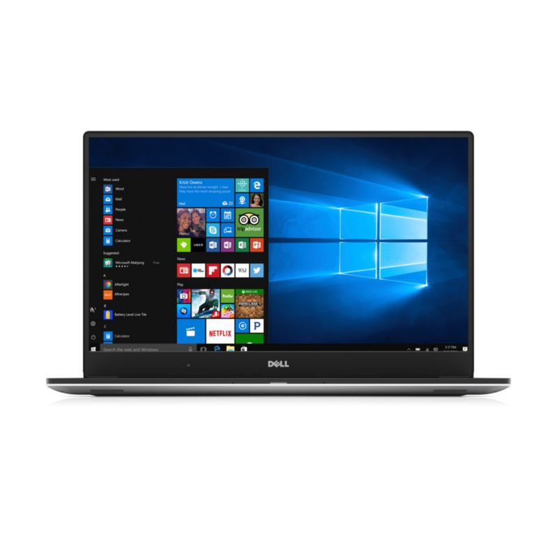 ".DELL XPS 15-9560 i7-7700HQ 16GB/512GB SSD 15"" FHD GTX1050 Win10"