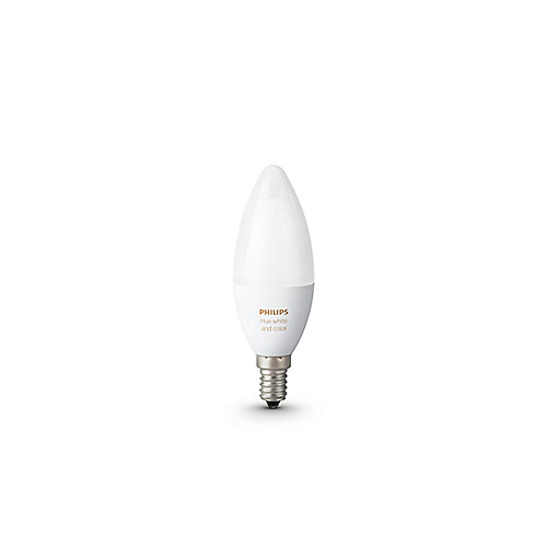 Philips Hue White and Color Ambiance E14 LED Kerze (RGBW)