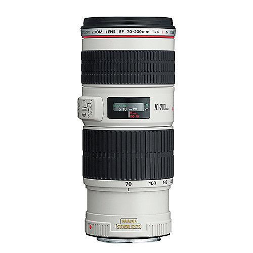 EF 70-200mm f/4.0L IS USM Tele Zoom Objektiv