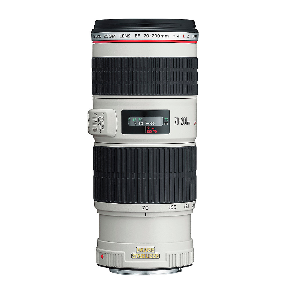 Canon EF 70-200mm f/4.0L IS USM Tele Zoom Objektiv *Aktion*
