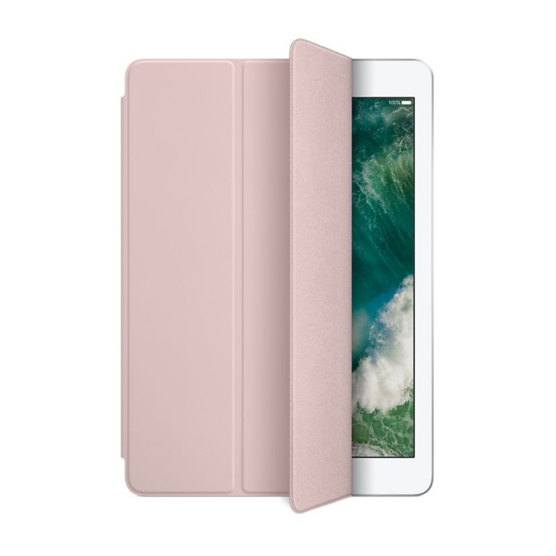 Apple Smart Cover für iPad (2017) Sandrosa Polyurethan