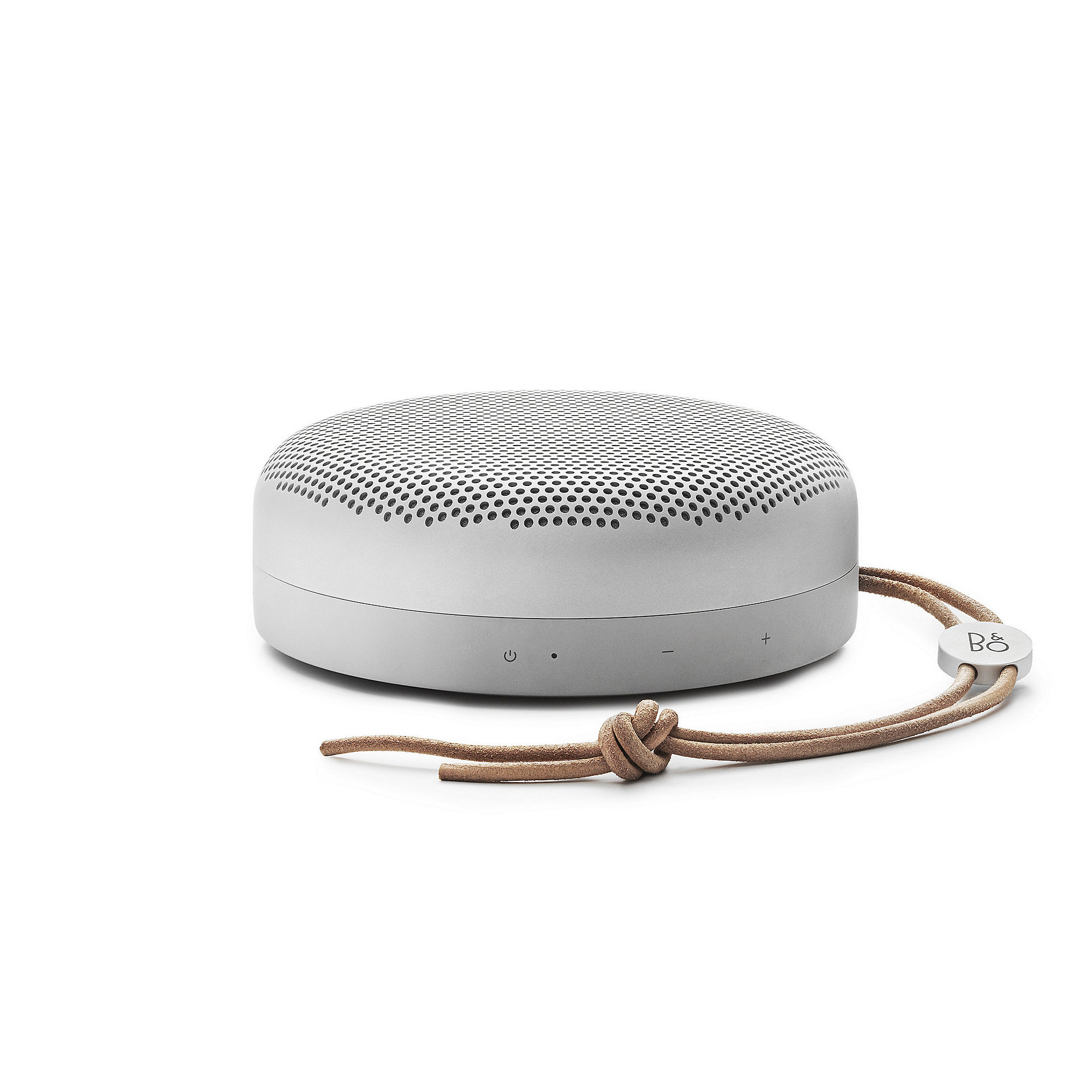 B&O PLAY BeoPlay A1 Natural Bluetooth Lautsprecher grau