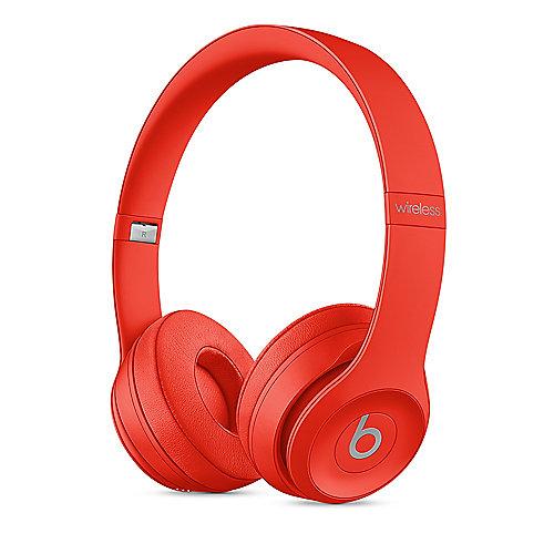 Beats Solo3 Wireless On-Ear Kopfhörer (PRODUCT)RED | 0190198217585