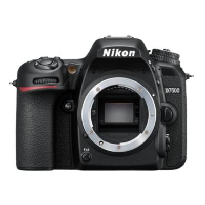 Nikon  D7500 Gehäuse Spiegelreflexkamera   0018208953479
